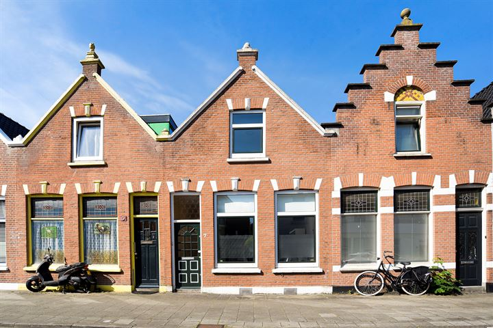 Paul Krugerstraat 7