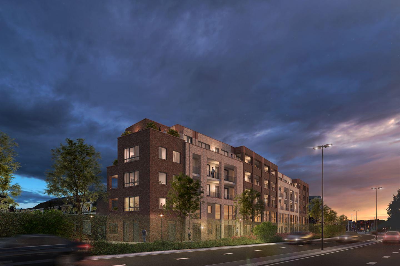 Bekijk foto 2 van 8 | City Apartment M | 't Gildehuys (Bouwnr. 8)