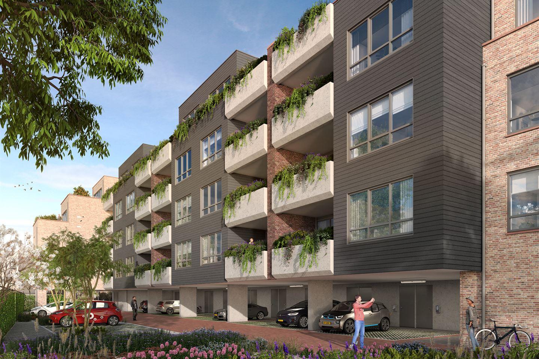Bekijk foto 3 van 8 | City Apartment M | 't Gildehuys (Bouwnr. 8)