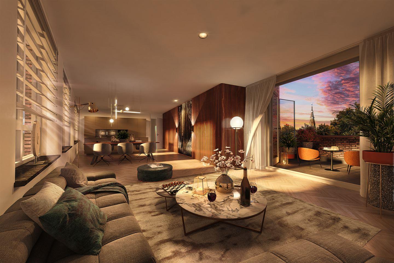 Bekijk foto 6 van 9 | City Apartment L | 't Gildehuys (Bouwnr. 9)