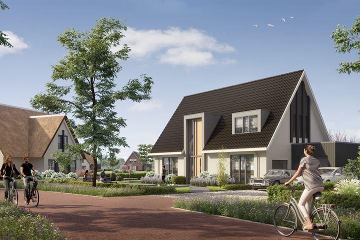 Vrijstaande villa type Rietzanger (Bouwnr. 18)