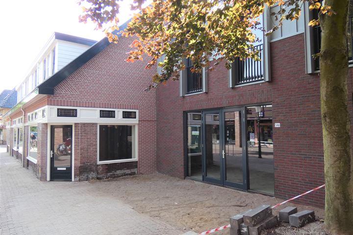 Kerkstraat 54 A, Huizen