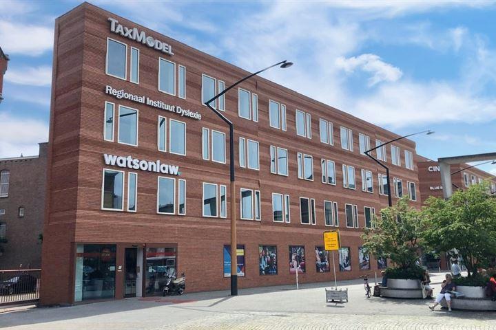 Stationsplein 10, Den Bosch