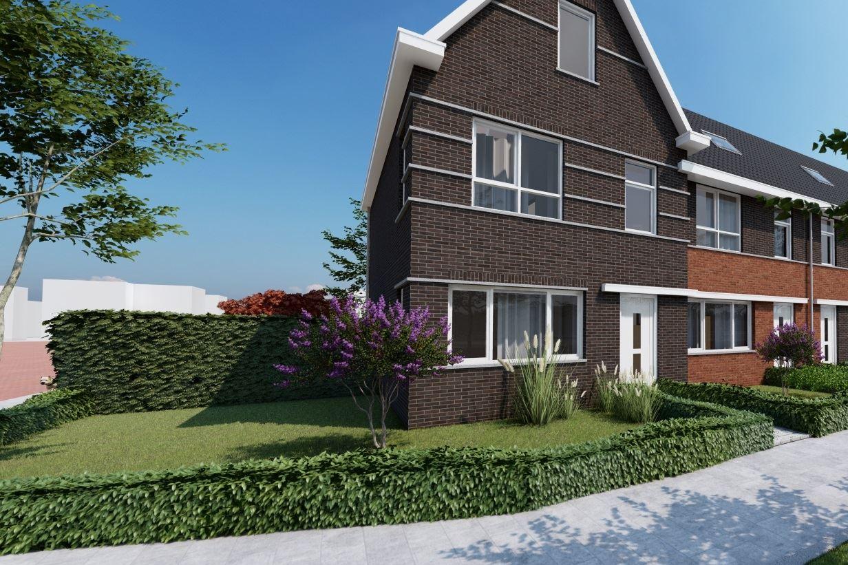 Bekijk foto 1 van West Kraaijertpolder / Hoekwoningen