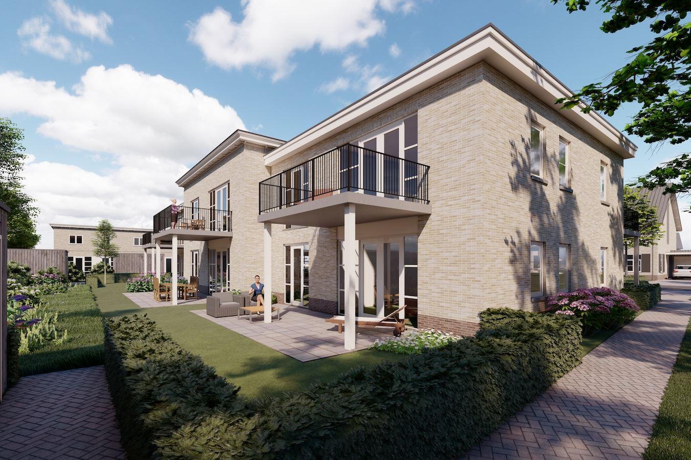 """View photo 2 of Appartementen """"De Graaf"""" (Bouwnr. 37)"""