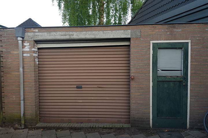 Nieuwe Spiegelstraat 28 achter