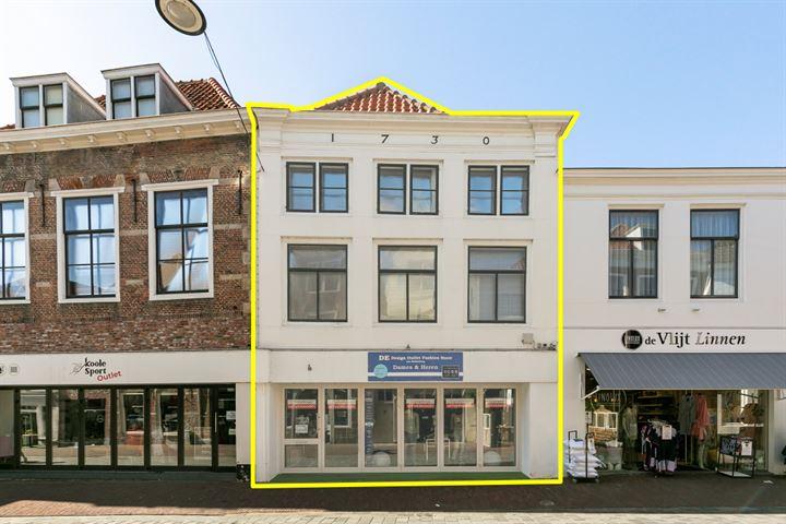 Langeviele 58 -60, Middelburg