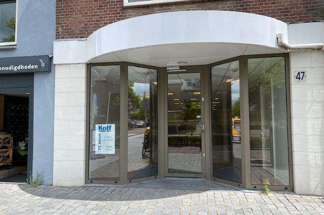 Oost-Voorstraat 47, Oud-Beijerland