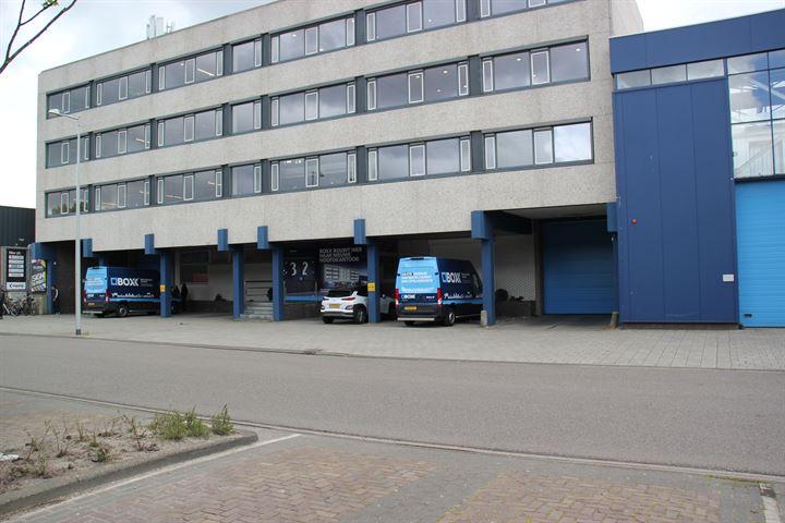 Isolatorweg 32, Amsterdam