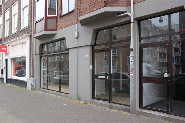 Gedempte Burgwal 16, Den Haag