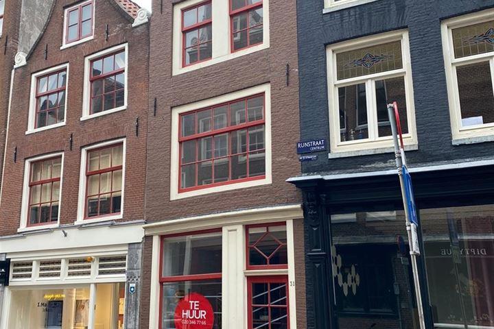Runstraat 31, Amsterdam