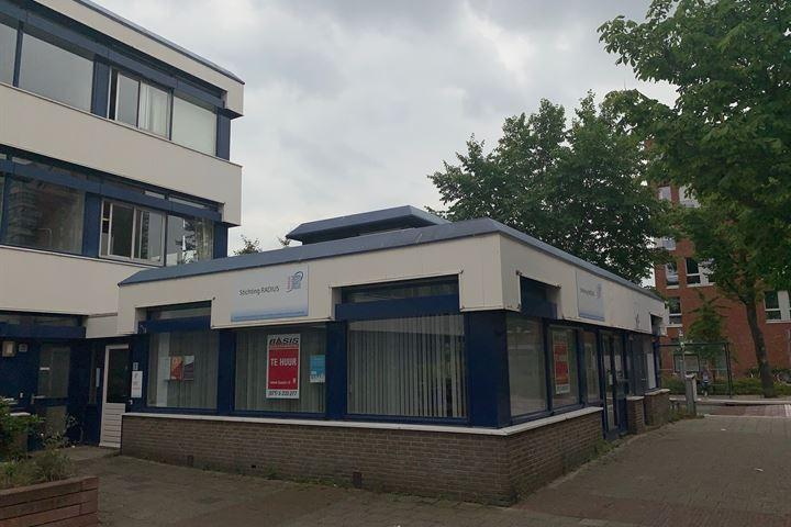 Opaalstraat 1, Leiden