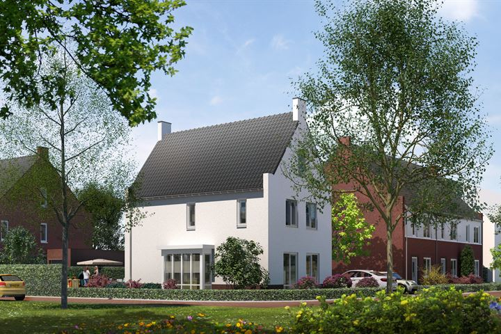 Pastoor Lambermontstraat (Bouwnr. 3)