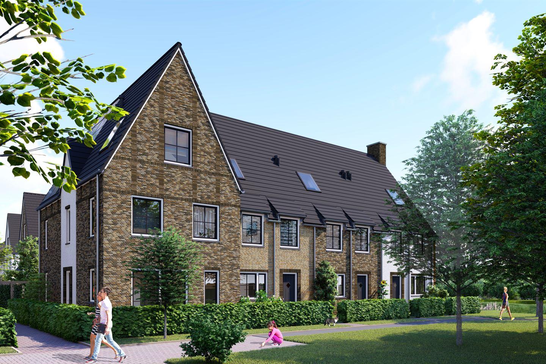 Bekijk foto 1 van Landrijk 14 - hoekherenhuizen (Bouwnr. 1)