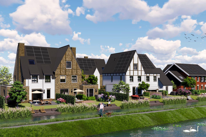 Bekijk foto 5 van Landrijk 14 - hoekherenhuizen (Bouwnr. 1)