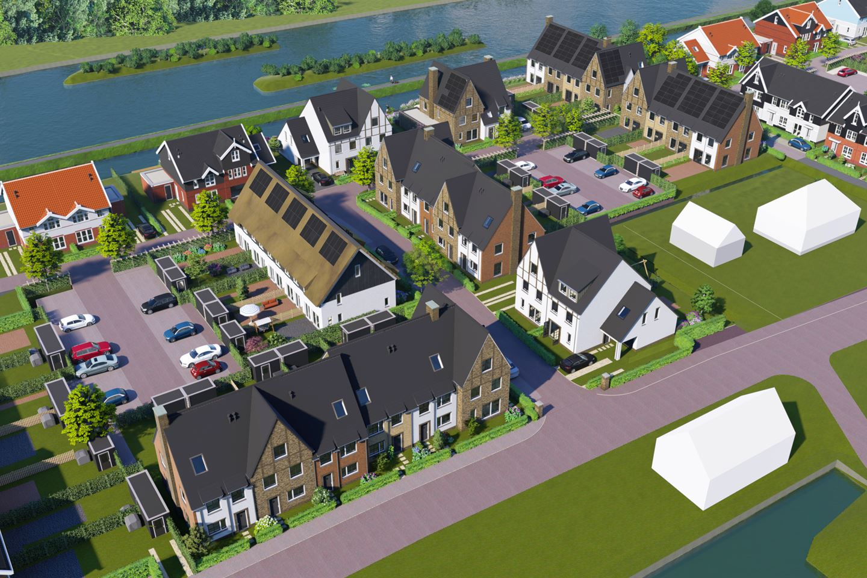 Bekijk foto 4 van Landrijk 14 - hoekherenhuizen (Bouwnr. 20)