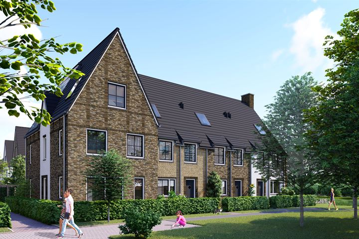Landrijk 14 - hoekherenhuizen (Bouwnr. 30)