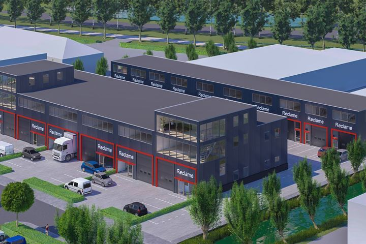 Steenbakkerij unit 8, 9 en 10, Nieuwerkerk aan den IJssel