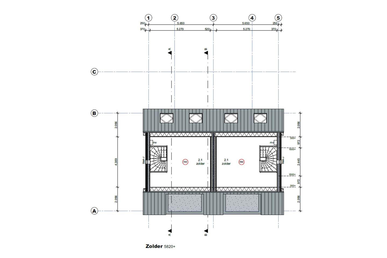 Bekijk foto 6 van Sloestraat (Bouwnr. 3)