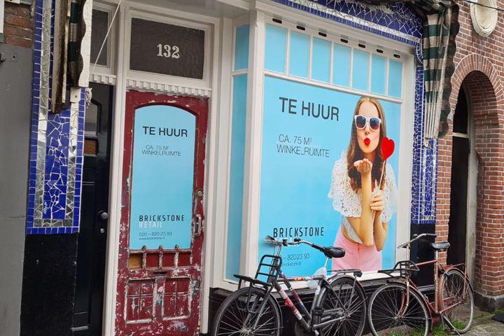 Albert Cuypstraat 132, Amsterdam