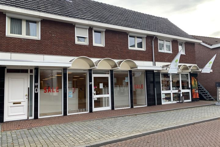 Dorpsstraat 20, Rosmalen