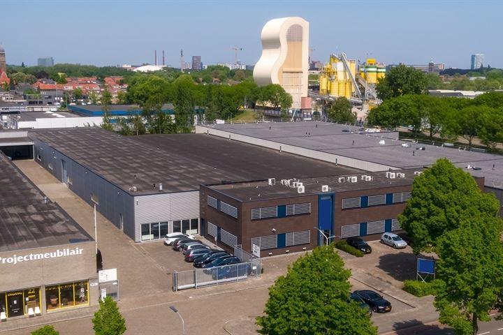Hurksestraat 20 D-E, Eindhoven