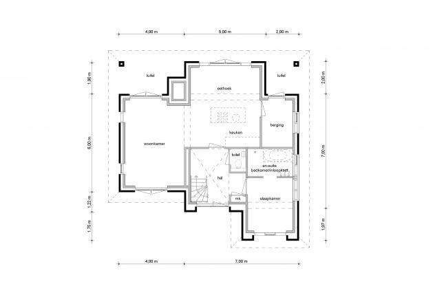 Bekijk foto 2 van Villa Buiten (Bouwnr. 2)
