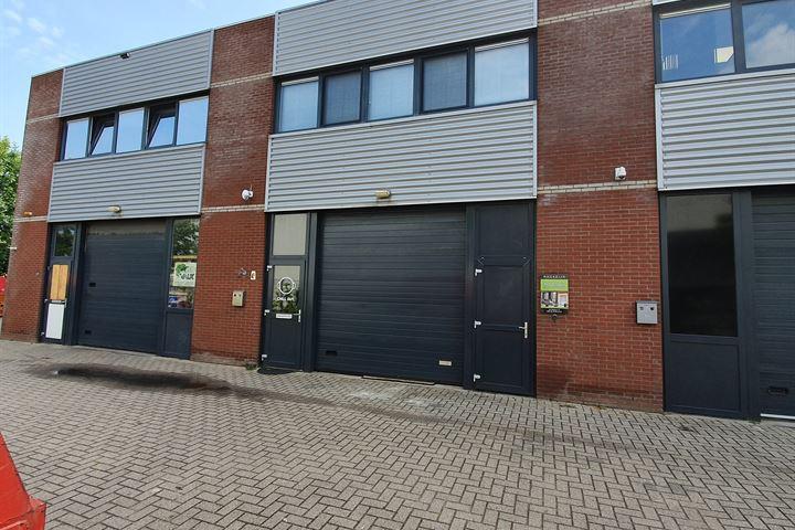 De Roysloot 4 d, Rijnsburg