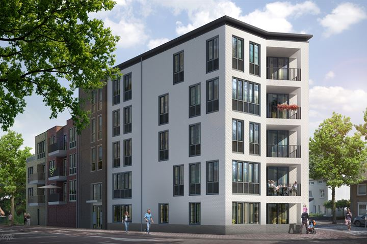 11|Centrumappartement|type A|De Smidse (Bouwnr. 11)