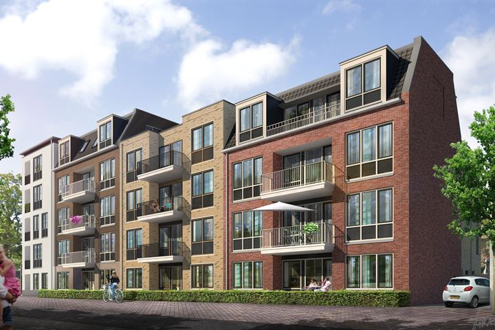 3|Centrumappartement|type B|De Smidse (Bouwnr. 3)