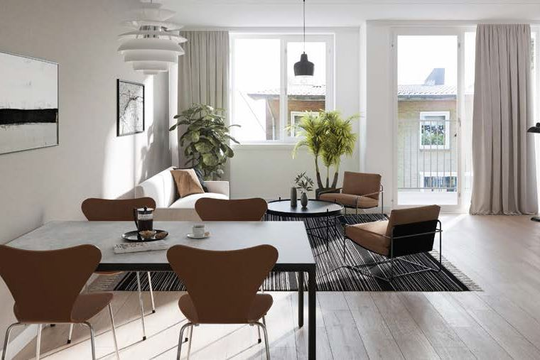 Bekijk foto 4 van 13 Centrumappartement type B De Smidse (Bouwnr. 13)