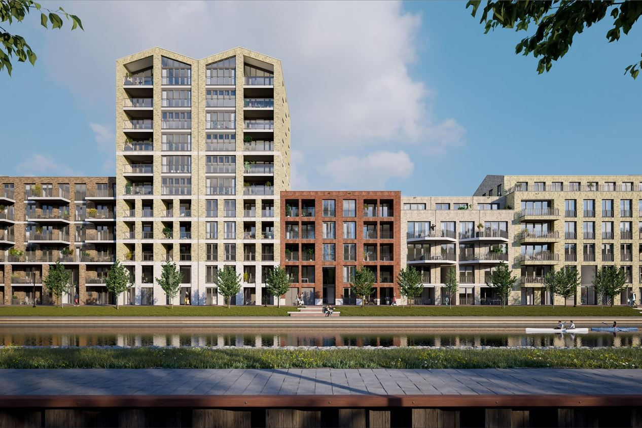 Bekijk foto 1 van Waterfront -  Kop van de Bakens (Bouwnr. 87)