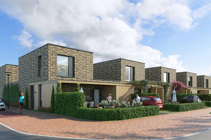 Groengaard bungalow hoek bnr. 8 (Bouwnr. 8)