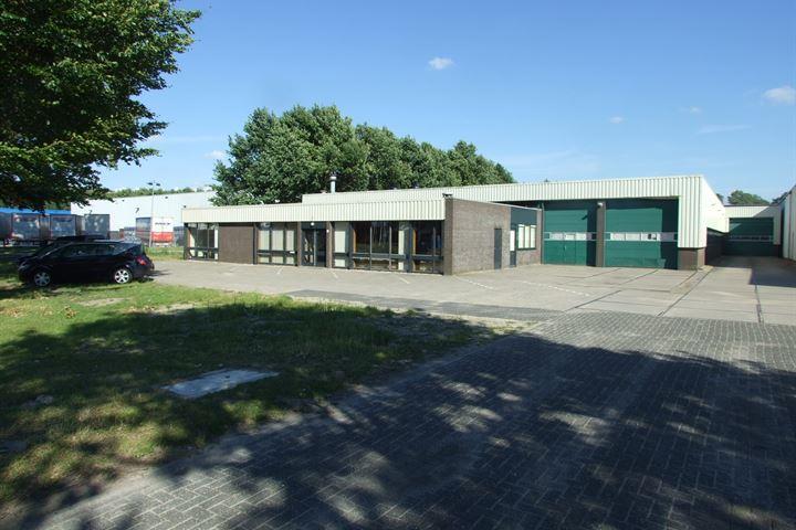 Vlotbrugweg 9, Almere