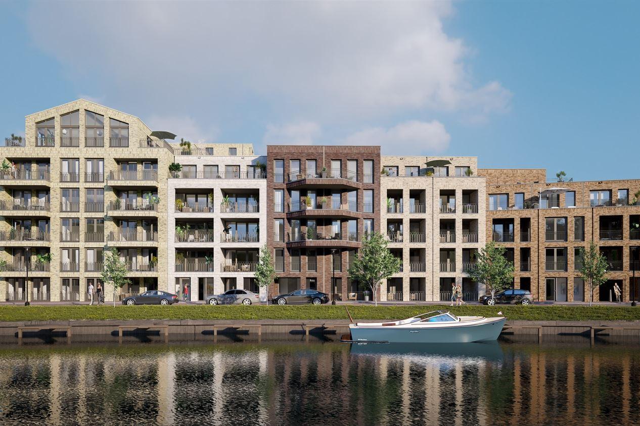 Bekijk foto 1 van Waterfront -  Kop van de Bakens (Bouwnr. 112)