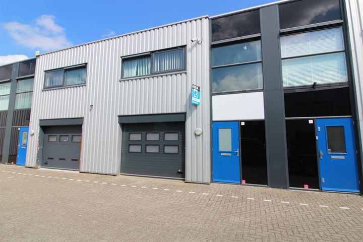 Melbournestraat 32  C, Rotterdam