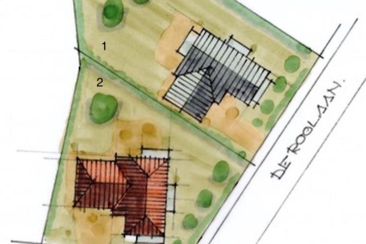 Bekijk foto 2 van De Roolaan (kavel 1)