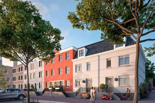 Bekijk foto 1 van Oost Kwartier (Bouwnr. 0.17)