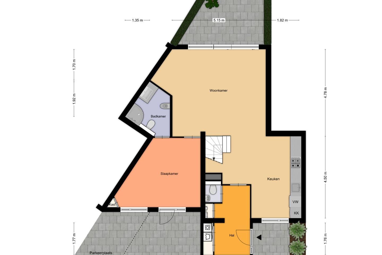 Bekijk foto 4 van Waardijnstraat 48