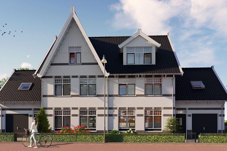 Bekijk foto 1 van 02 - Weespersluis - Lanenrijk 2A2 (Bouwnr. 105)