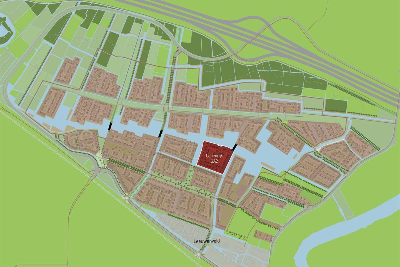 Bekijk foto 3 van 02 - Weespersluis - Lanenrijk 2A2 (Bouwnr. 100)