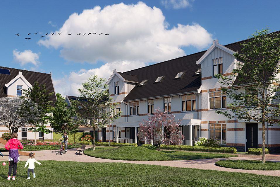 Bekijk foto 1 van 02 - Weespersluis - Lanenrijk 2A2 (Bouwnr. 62)