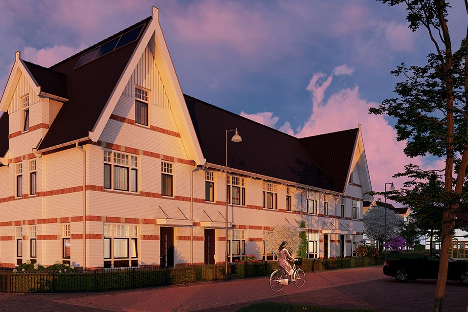 Bekijk foto 3 van 02 - Weespersluis - Lanenrijk 2A2 (Bouwnr. 14)