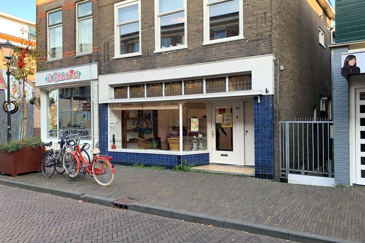 Zuiddijk 93, Zaandam