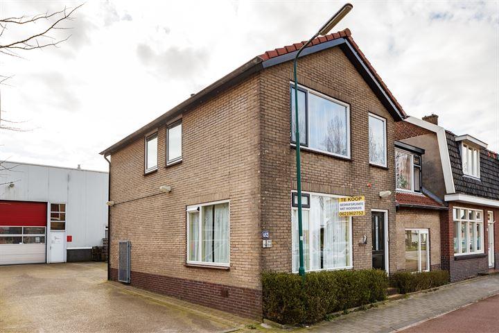Koningin Wilhelminaweg 463 + 463A, Groenekan