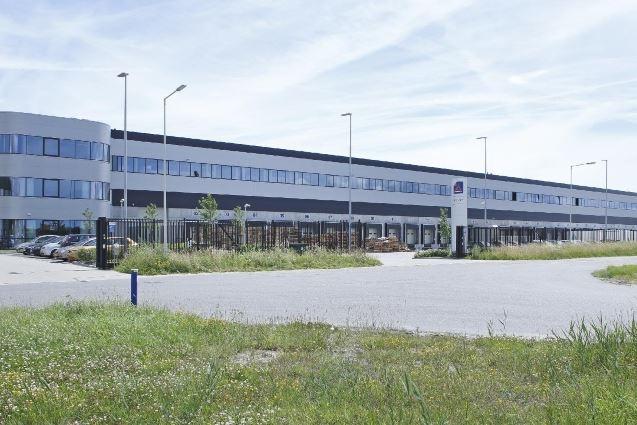 Conradweg 5-11, Bergen op Zoom