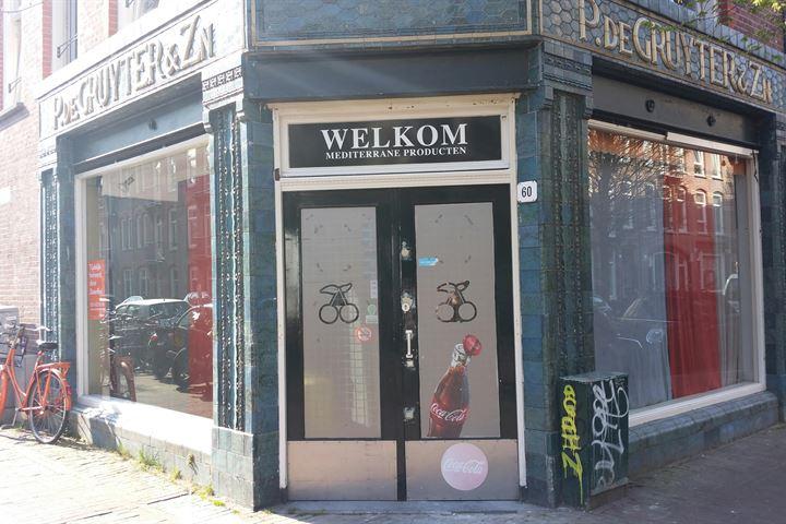 Groen van Prinstererstraat 58 -60, Amsterdam