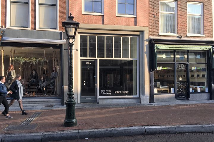 Breestraat 108 A, Leiden
