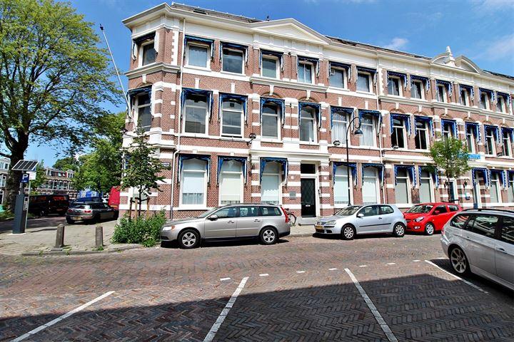 Mauritsstraat 1 zw