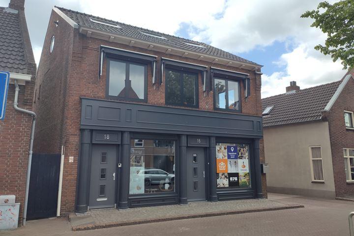 Oude Bredaseweg 16, Etten-Leur